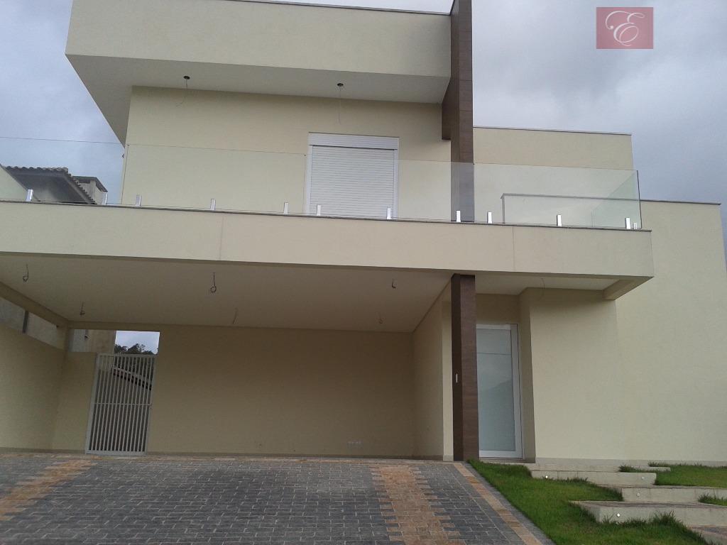 Sobrado  residencial para venda e locação, Reserva Santa Maria, Jandira.