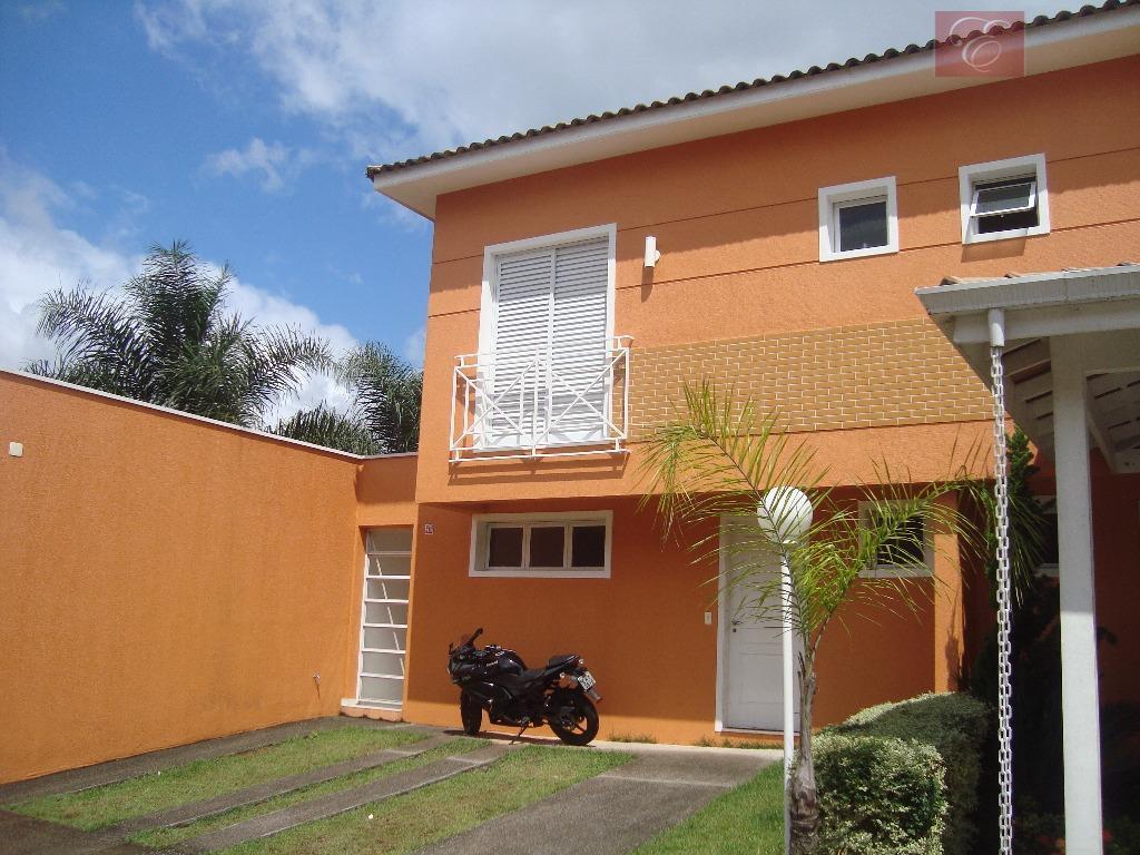 Sobrado  residencial à venda, Granja Viana II, Cotia.