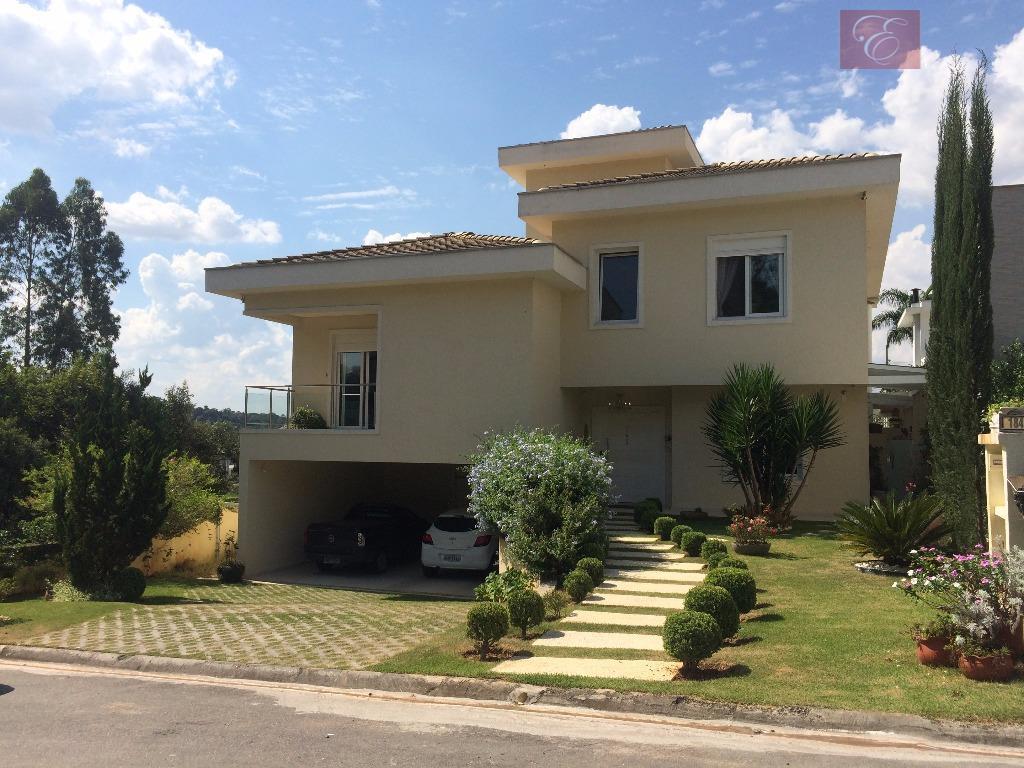 Sobrado residencial para venda e locação, Reserva Santa Maria, Jandira - SO3187.