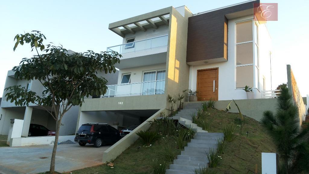 Sobrado residencial à venda, Chácaras São Carlos, Cotia - SO2726.