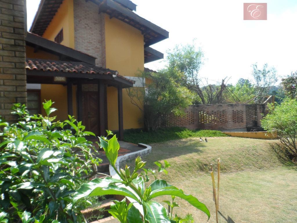 Casa residencial para venda e locação, Granja Viana II Gleba 4 e 5, Cotia.