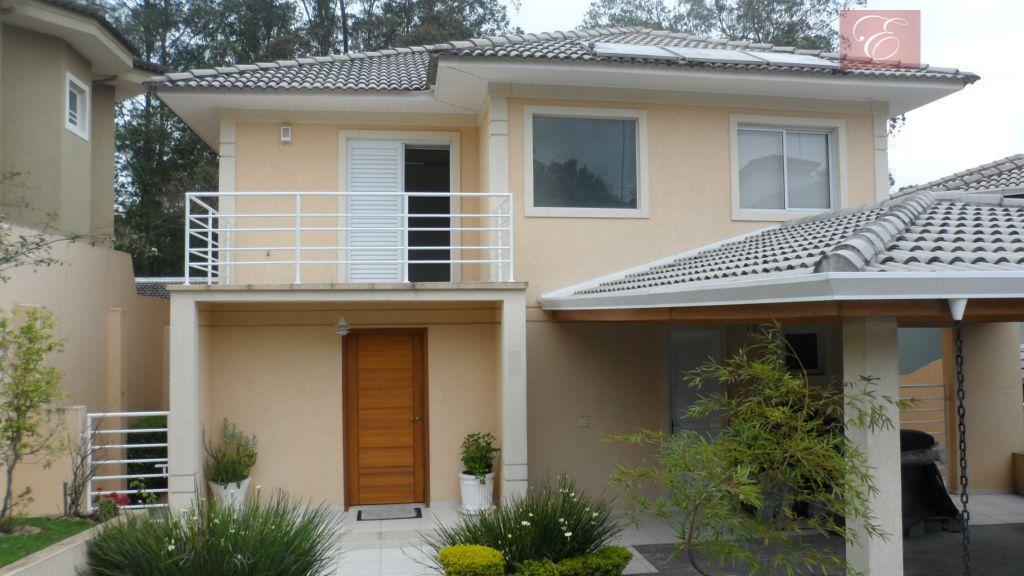 Sobrado residencial à venda, Residence Plaza, Cotia - SO1861.
