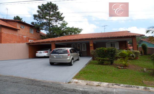 Casa residencial à venda, Jardim Nomura, Cotia.