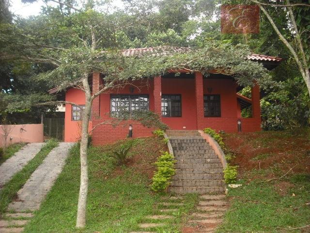 Casa residencial para locação, Parque São Paulo, Cotia - CA0373.