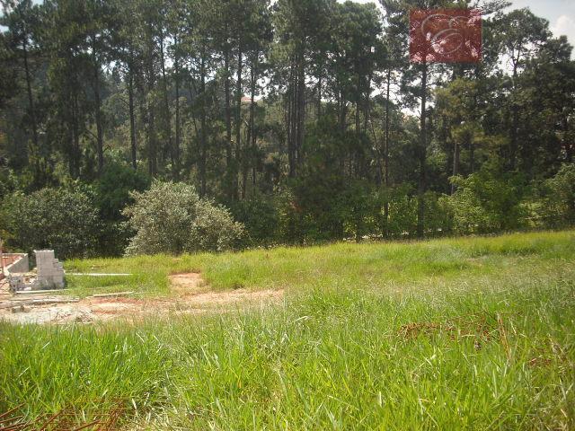 Terreno residencial à venda, Reserva Santa Maria, Jandira - TE0772.