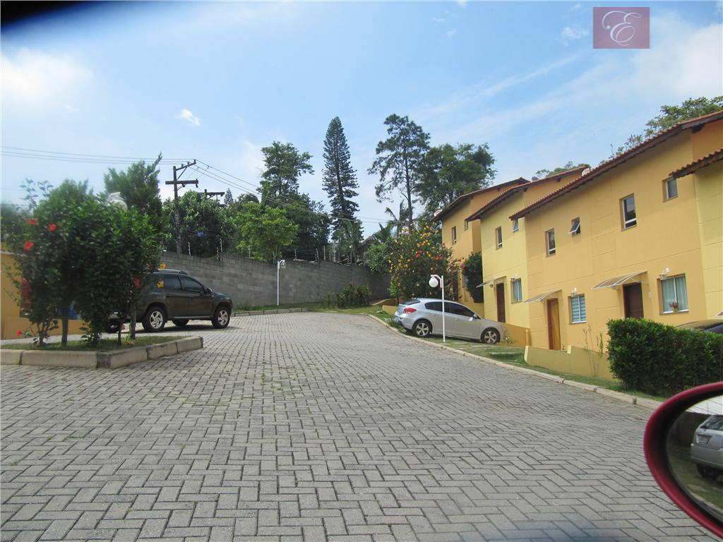 Sobrado residencial à venda, Recanto dos Pinheiros, Cotia - SO1417.