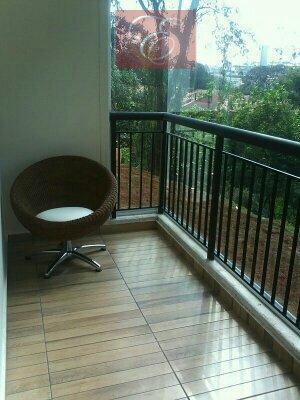 Apartamento residencial à venda, Estilo Club Granja Viana, Cotia - AP0297.