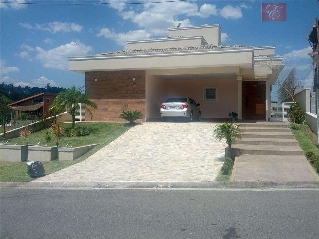 Sobrado residencial à venda, Reserva Santa Maria, Jandira - SO1250.