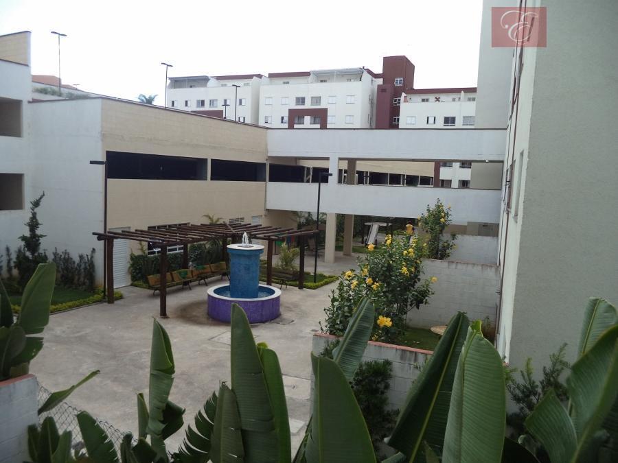 Apartamento residencial à venda, Jardim Central, Cotia - AP0268.