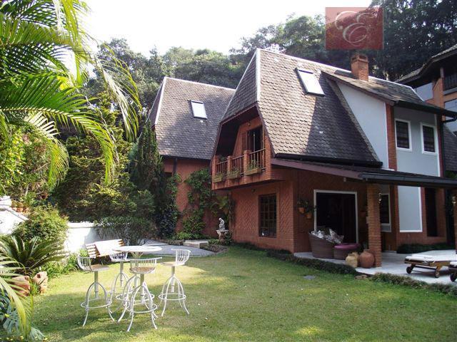 Sobrado residencial à venda, Forest Hills, Jandira - SO1717.