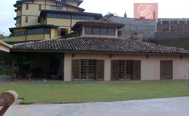 Casa residencial para locação, Granja Viana II, Cotia - CA0193.