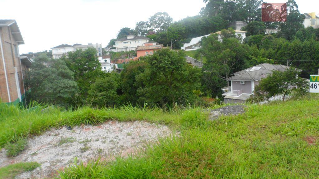 Terreno  residencial à venda, São Paulo II, Cotia.