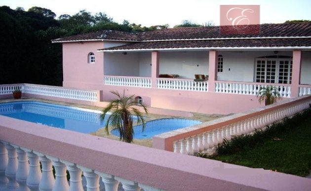 Casa residencial à venda, Jardim Colonial, Carapicuíba - CA0219.