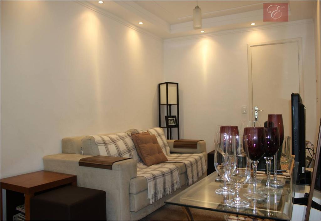 Apartamento residencial à venda, Altos da Raposo, Cotia - AP0246.