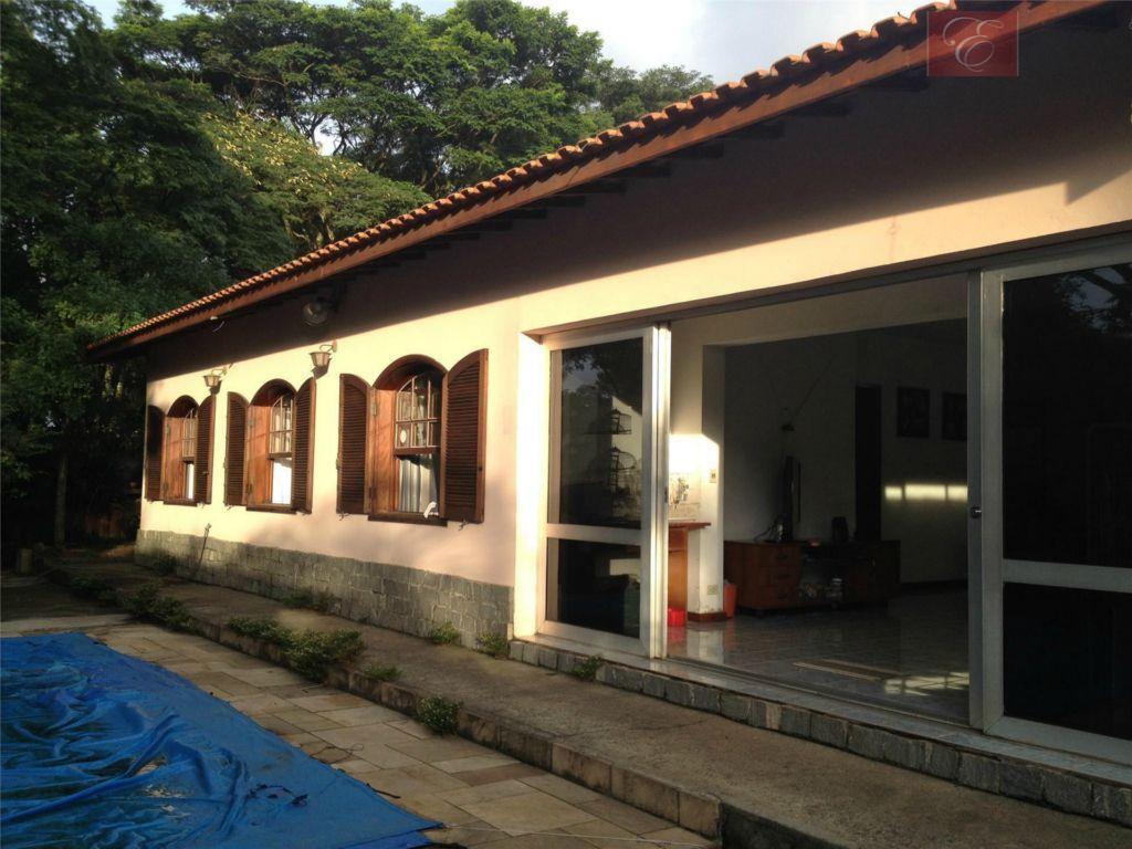 Casa residencial à venda, Chácara Canta Galo, Cotia - CA0389.