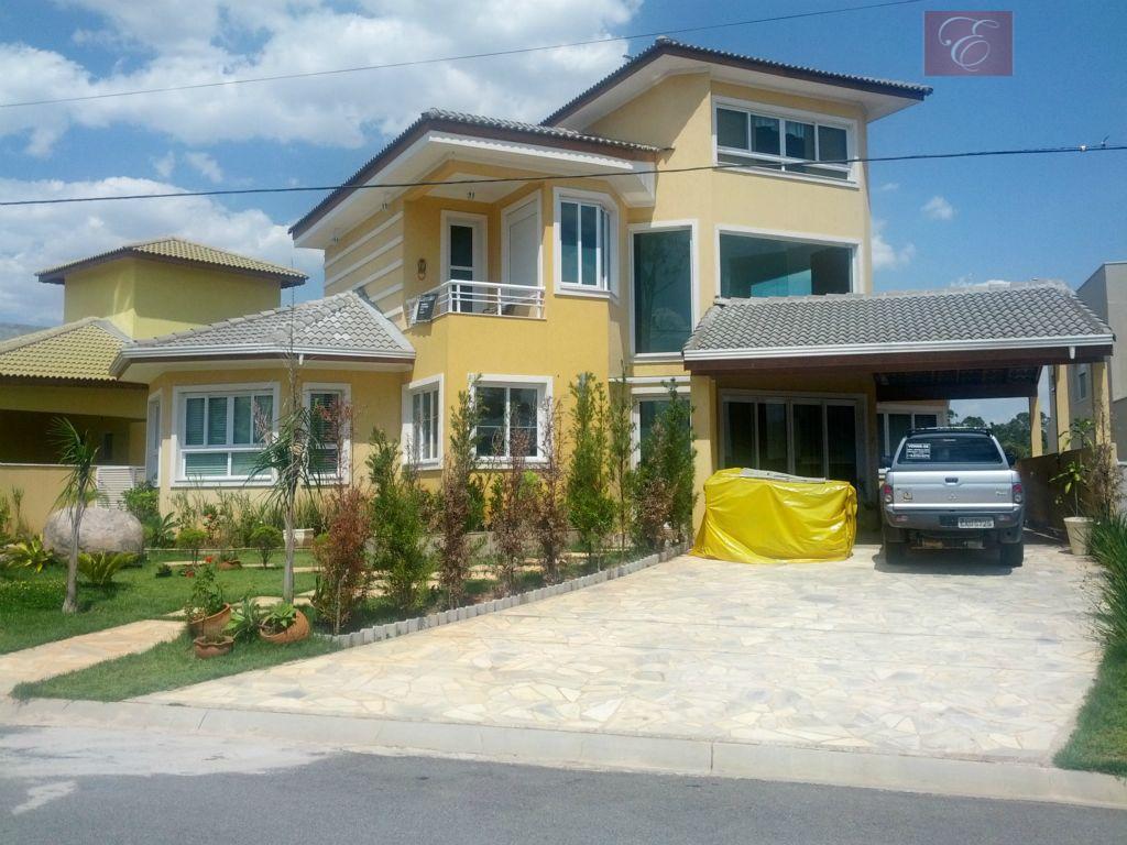 Sobrado residencial à venda, Reserva Santa Maria, Jandira - SO1119.