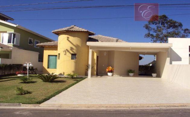 Casa residencial à venda, Paysage Vert, Vargem Grande Paulista - CA0237.