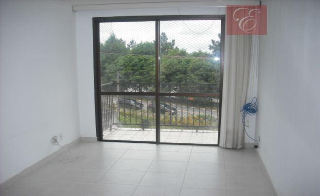 Apartamento residencial para locação, Hyde Park, Cotia - AP0317.
