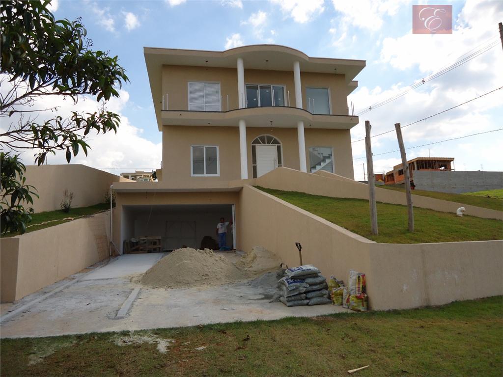 Sobrado residencial à venda, Reserva Santa Maria, Jandira - SO1894.