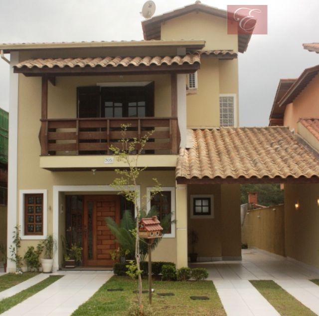 Sobrado residencial à venda, Village Los Angeles, Cotia - SO1939.