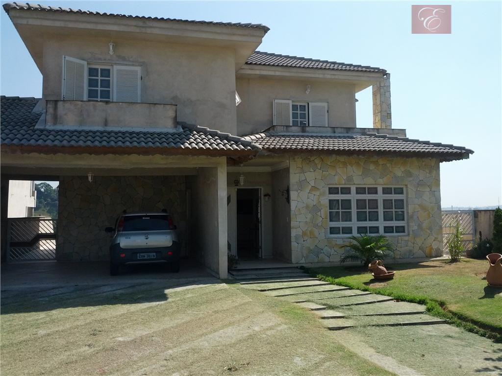 Sobrado residencial à venda, Reserva Santa Maria, Jandira - SO2087.