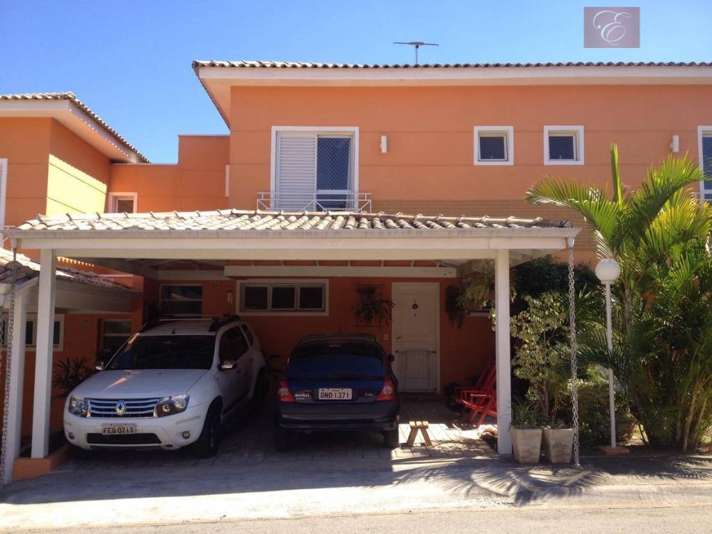 Sobrado  residencial à venda, Villagio Felicitá, Cotia.