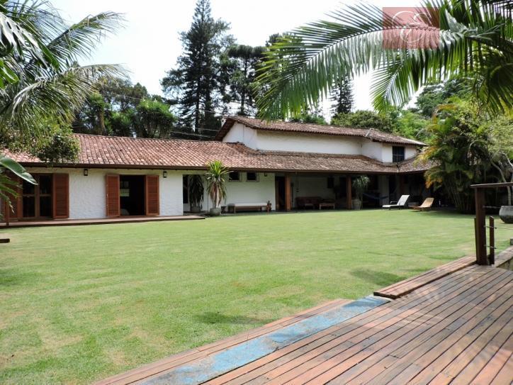 Casa residencial à venda, Parque do Refúgio, Cotia.