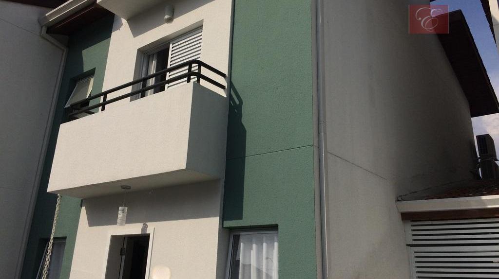 Sobrado residencial à venda, Residencial Viva Vida, Cotia.