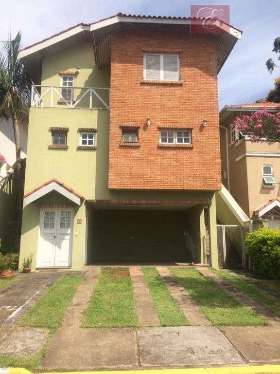 Sobrado residencial à venda, Vila Nova, Cotia.