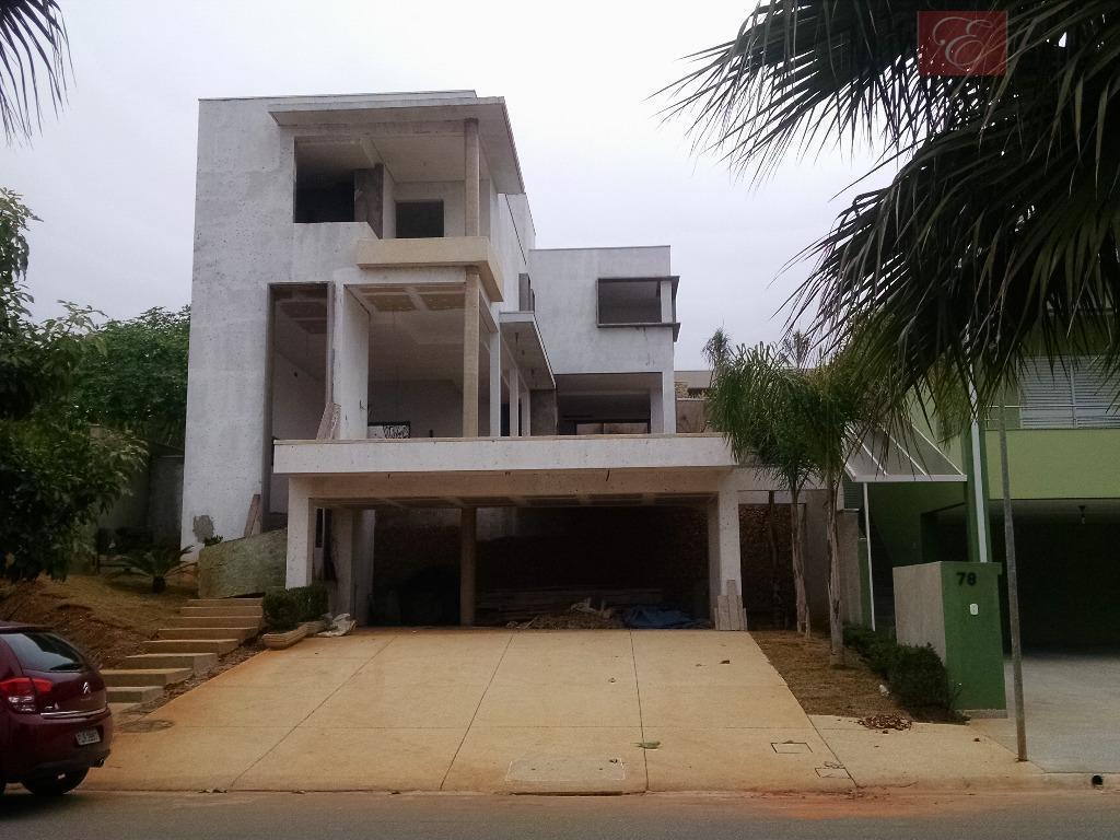 Sobrado residencial à venda, Vintage, Cotia - SO1881.