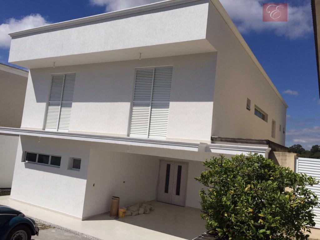 Sobrado residencial à venda, Reserva Vale Verde, Cotia - SO1126.