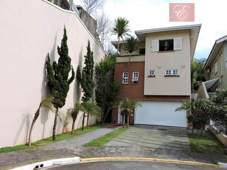 Sobrado residencial à venda, Vila Nova, Cotia - SO1528.