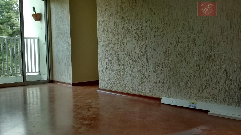 Apartamento residencial para locação, Altos da Raposo, Cotia - AP0220.