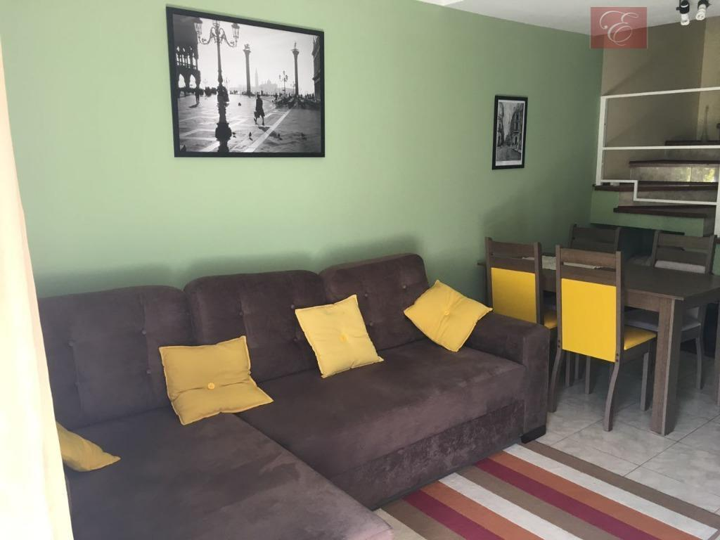 Sobrado residencial à venda, Jardim Europa, Cotia.
