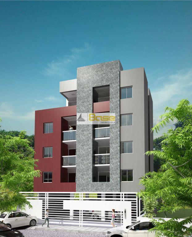 Apartamento residencial à venda, Planalto, Caxias do Sul, Base Imobiliária.