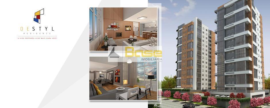 De Styl, apartamento residencial à venda, Exposição, Caxias do Sul, Base Imobiliária.