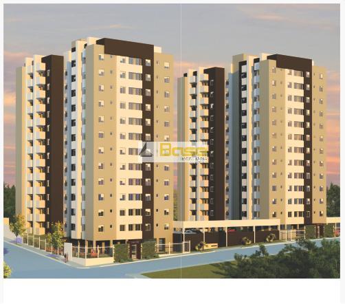 Lacqua Alpes, apartamento residencial à venda, Santa Fé, Caxias do Sul, Base Imobiliária.