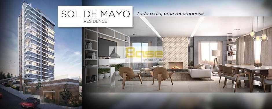 Apartamento residencial à venda, Lurdes, Caxias do Sul.
