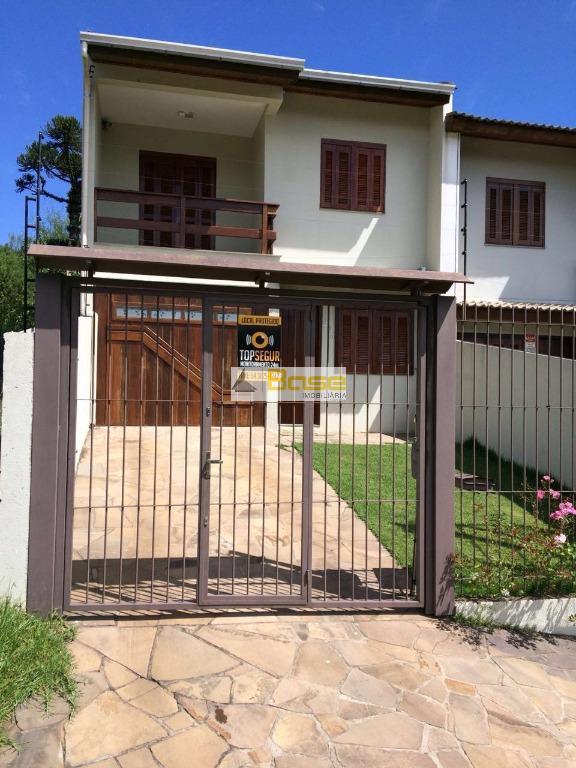 Sobrado residencial à venda, Vinhedos, Caxias do Sul.