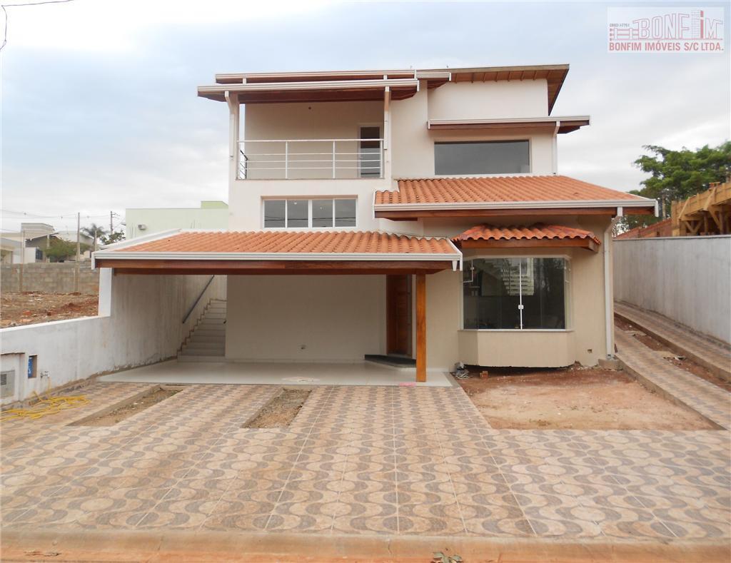 Sobrado residencial à venda, Jardim Fortaleza, Paulínia.