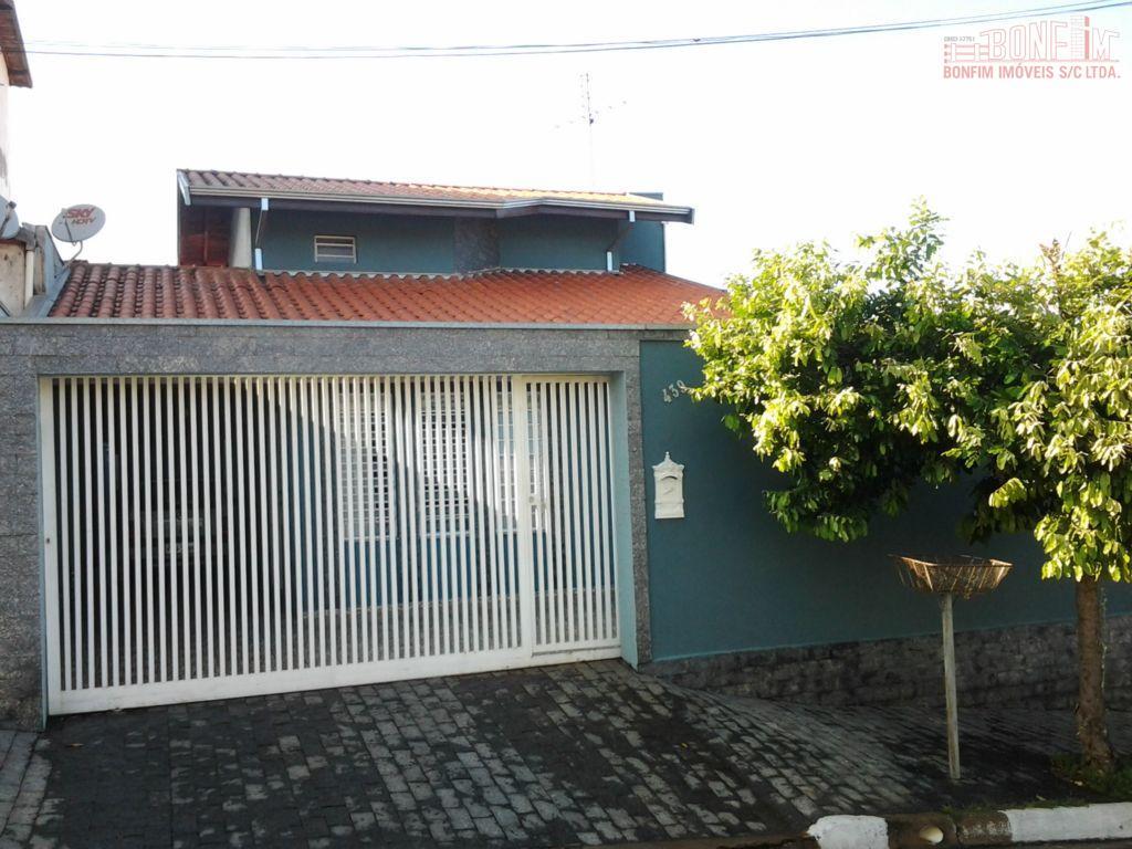Casa residencial à venda, Jardim Ouro Negro, Paulínia.