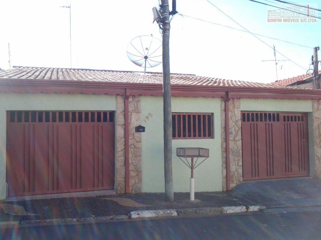 Casa residencial à venda, Vila Monte Alegre, Paulínia.