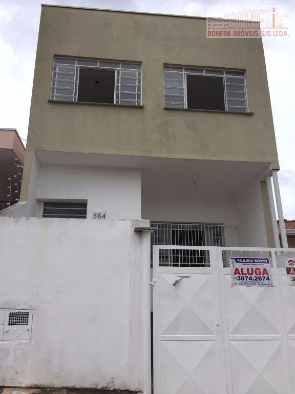 Casa residencial para locação, Jardim Fortaleza, Paulínia.