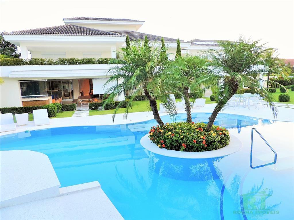 Casa residencial à venda, Jardim Acapulco, Guarujá.