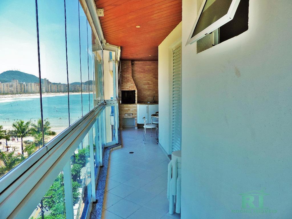 Apartamento residencial à venda, Praia das Astúrias, Guarujá. R$ 680 Mil