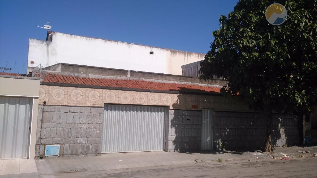 Casa  residencial à venda, Jóquei Clube, Fortaleza.