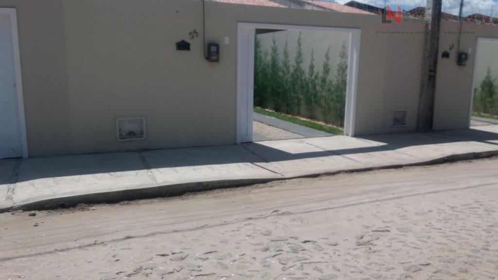 R$ 135 Mil - Lindas Casas Novas Area Nobre Horizonte!