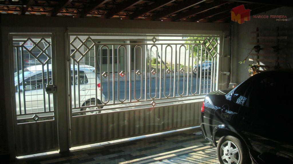 Sobrado  residencial à venda, Parque Residencial Jaguari, Americana.