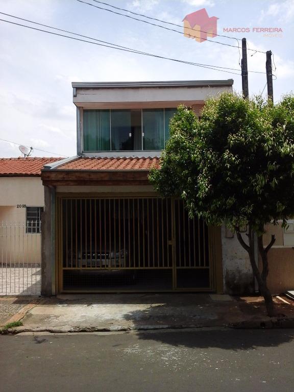 Casa  residencial à venda, Jardim Europa I, Santa Bárbara D'Oeste.