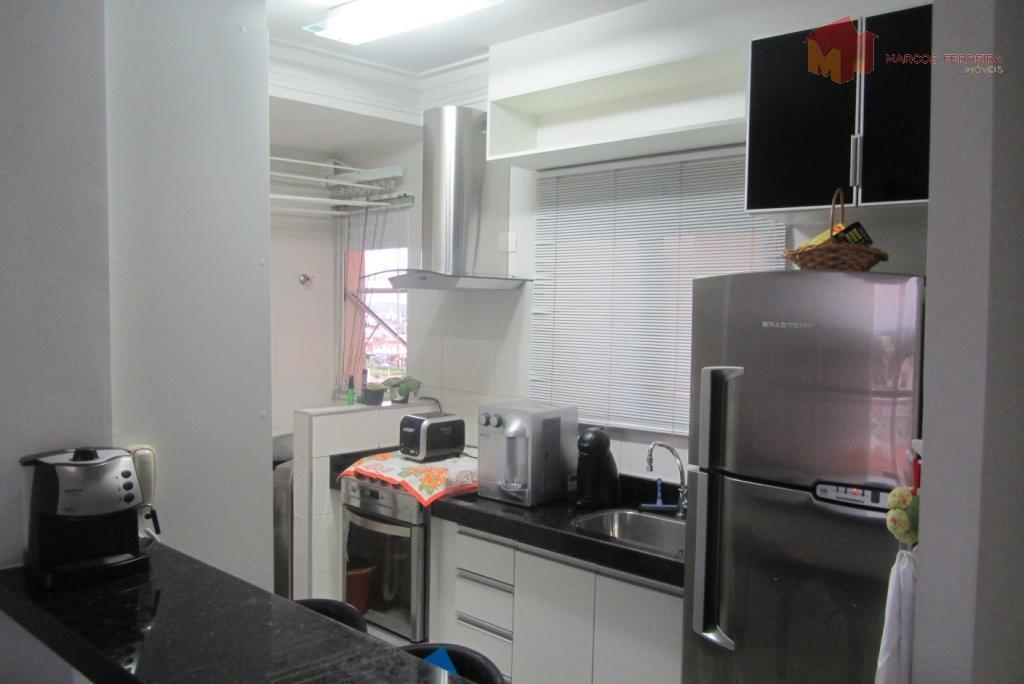 Apartamento  residencial à venda, Vila Omar, Americana.